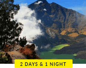 Mt Rinjani 2 days and 1 night trek