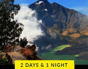 Mt Rinjani 2 days and 1 night trek