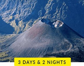 Mt Rinjani 3 days and 2 nights trek